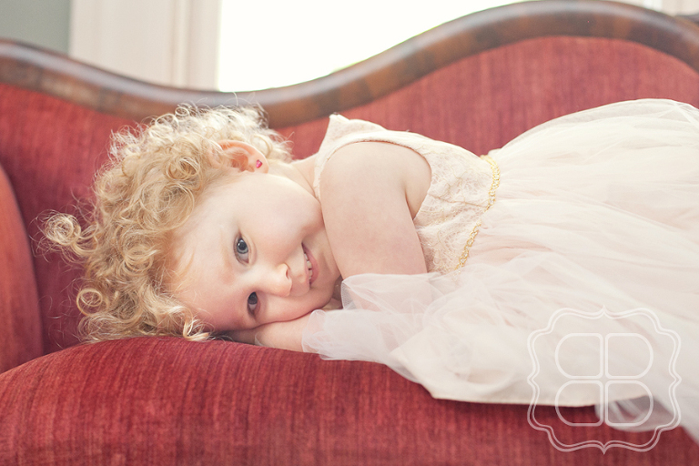 Charming child photography