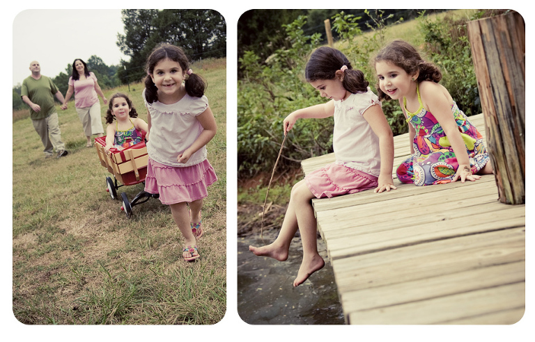 Charlotte FAmily Portraits Photographer