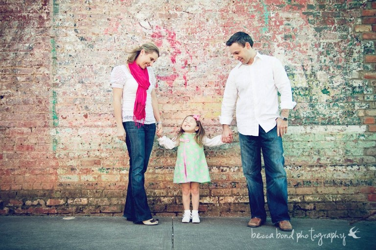 Children, baby and family portraits by Charlotte photographer Be