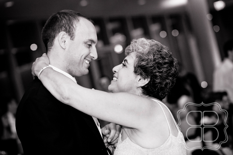 Photo of mother son dance