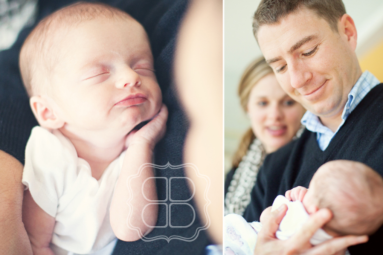 Charlotte newborn baby photographer