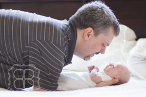 Charlotte Family Photographer Newborn Baby