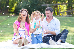 Candid family photographer in Charlotte NC