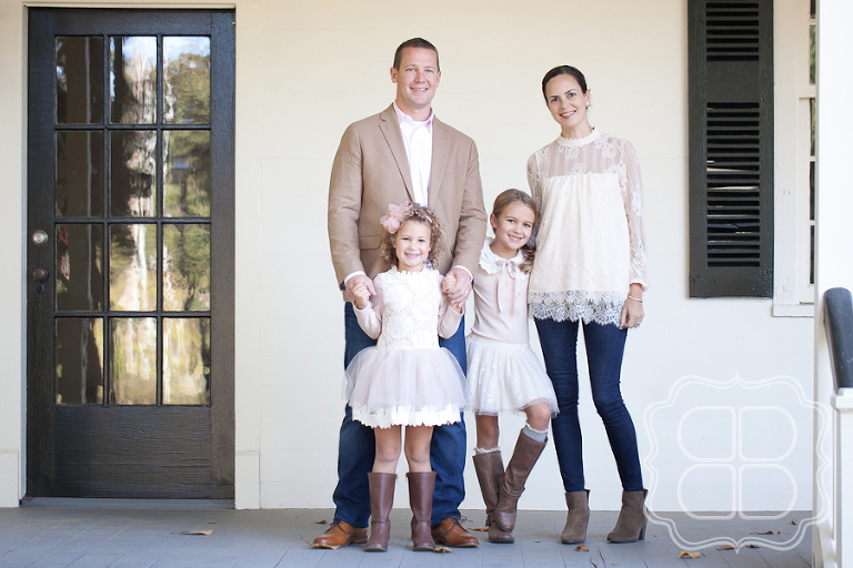 Family Portrait photography in Fort Mill SC